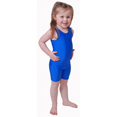Lexi Sleeveless Unitard Cotton