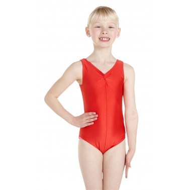 Angela Sleeveless Dance Leotard Lycra
