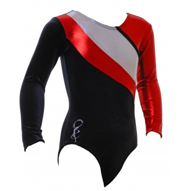 Algarve Long Sleeve Gym Leotards - 1058