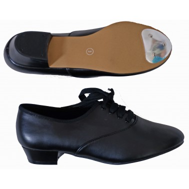 Boys PU Oxford Tap Dance Shoes