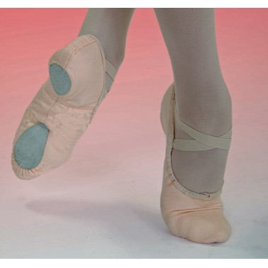 Cobra 2030 Capezio Canvas Split Sole Ballet Shoes