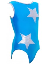 2990 - Star Sleeveless Gym Leotards (2990-OLYM-STARCOPY)