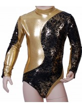 Zoom  Long Sleeve Gym Leotards - 1024 (OLYM-ZOOM-1024)