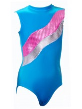 Torrent Sleeveless Gym Leotards - 3005 (OLYM-TORRENT-3005)