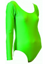 Keely Long Sleeved Dance Leotard Lycra (DD-KEEL)