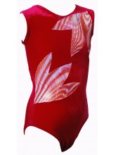 Nevada Sleeveless Gym Leotards 3039 (OLYM-NEVADA-3039)