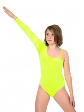 Una One Arm Dance Leotard Lycra (DD-UNAL)