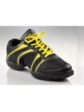 DS30 Capezio Bolt Black/Bright Yellow (CAP-DS30-YELLOW)