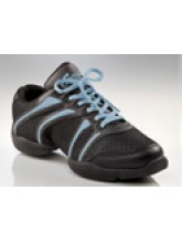 DS30 Capezio Bolt Black/Ice Blue (CAP-DS30-BLUE)
