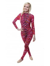 Elsa Red Physco Snowcat Catsuit - 2011 (SHOW-ELSARED-PHYSCO-SNOWCAT)