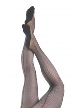 3400 Capezio Professional Seamed Fishnet Tights (CAP-3400)