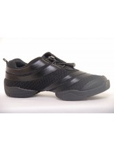 DS33 Capezio Spira Dansneaker Black (CAP-DS33-BLACK)