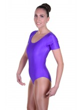 Simone Short Sleeve Dance Leotard Lycra (DD-SIML)