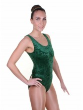 Nicola Sleeveless Dance Leotard Velvet (DD-NICV)