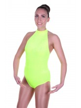 Petra Sleeveless Polo Dance Leotard Lycra (DD-PETL)