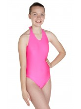 Hayley Sleeveless Halter Neck Dance Leotard Lycra (DD-HAYL)