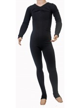 Heather Long Sleeved Leotard - Catsuit Cotton (DD-HEAC)