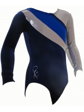 Algarve Long Sleeve Gym Leotards - 1047 (OLYM-ALGARVE-1047)