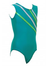 Olympus Sleeveless Gym Leotards - 3059 (OLYM-OLYMPUS-3059)