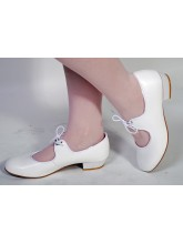 Low Heel PU Tap Dance Shoes (DD-PTL)