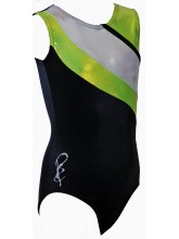 Algarve Sleeveless Gym Leotards - 3041 (OLYM-ALGARVE-3041)