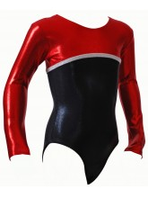 Canberra Long Sleeve Gym Leotards - 1007 (OLYM-CANBERRA-1007)
