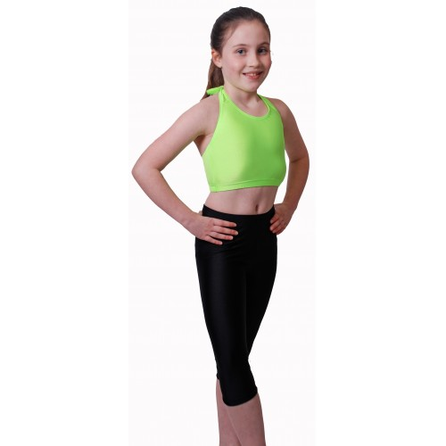 Calf Length Tights Lycra Click To Enlarge