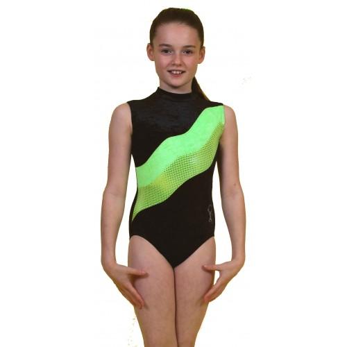 4ed77a7a5 Wholesale Dance - Torrent Sleeveless Gym Leotards - ( 025b) - OLYM ...
